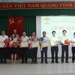 Bế giảng lớp Bồi dưỡng lãnh đạo, quản lý cấp huyện năm 2017 tại Cơ sở Học viện Hành chính Quốc gia khu vực miền Trung
