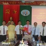 Đại hội Chi bộ Cơ sở Học viện Hành chính Quốc gia khu vực miền Trung nhiệm kỳ 2017 – 2020