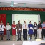 Bế giảng lớp Bồi dưỡng Nâng cao năng lực và phương pháp sư phạm cho giảng viên quản lý nhà nước khóa III năm 2017 tại Cơ sở Học viện Hành chính Quốc gia khu vực miền Trung