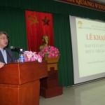 Cơ sở Học viện Hành chính Quốc gia khu vực miền Trung tổ chức Bảo vệ luận văn Thạc sĩ đợt V năm 2017
