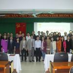 Bế giảng lớp Bồi dưỡng ngạch Chuyên viên khóa II năm 2017 tại Cơ sở Học viện Hành chính khu vực miền Trung