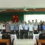 Khai giảng lớp Bồi dưỡng ngạch Chuyên viên và Chuyên viên chính khóa I năm 2018 tại Phân viện Học viện Hành chính Quốc gia tại thành phố Huế