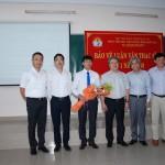 Phân viện Học viện Hành chính Quốc gia tại thành phố Huế tổ chức Bảo vệ luận văn Thạc sĩ đợt I năm 2018