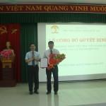 Lễ Công bố Quyết định giao nhiệm vụ Phó Giám đốc Phân viện và Hội nghị đối thoại giữa Lãnh đạo Học viện Hành chính Quốc gia với viên chức, người lao động Phân viện Học viện Hành chính Quốc gia tại thành phố Huế