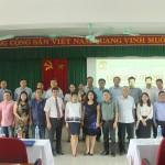 Khai giảng lớp Bồi dưỡng lãnh đạo, quản lý cấp phòng năm 2018 tại Phân viện Học viện Hành chính Quốc gia tại thành phố Huế