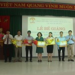 Bế giảng lớp Bồi dưỡng ngạch Chuyên viên chính khóa I năm 2018 tại Phân viện Học viện Hành chính Quốc gia tại thành phố Huế