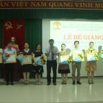 Bế giảng lớp Bồi dưỡng ngạch Chuyên viên khóa I năm 2018 tại Phân viện Học viện Hành chính Quốc gia tại thành phố Huế
