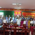 Phân viện Huế tổ chức Lễ Bế giảng lớp Bồi dưỡng ngạch Chuyên viên chính năm 2018 tại tỉnh Quảng Ngãi