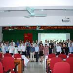 Phân viện Học viện Hành chính Quốc gia tại thành phố Huế tổ chức bảo vệ luận văn thạc sĩ đợt II năm 2018