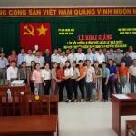 Khai giảng lớp Bồi dưỡng kiến thức quản lý nhà nước ngạch Chuyên viên năm 2018 tại huyện Vân Canh, tỉnh Bình Định