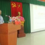 Tổ chức kỳ thi tuyển sinh đào tạo trình độ thạc sĩ đợt 1 năm 2018 tại Phân viện Học viện Hành chính Quốc gia tại thành phố Huế