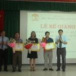 Bế giảng lớp Bồi dưỡng năng lực, kỹ năng lãnh đạo, quản lý cấp sở khóa III năm 2018 tại Phân viện Học viện Hành chính Quốc gia tại thành phố Huế