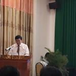 Khai giảng lớp Bồi dưỡng năng lực, kỹ năng lãnh đạo, quản lý cấp sở năm 2018 tại tỉnh Bình Định