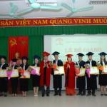 Lễ Bế giảng và trao bằng tốt nghiệp lớp Đại học Hành chính  KH13-TC106 văn bằng 1 hệ vừa học vừa làm