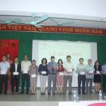 Bế giảng lớp Bồi dưỡng lãnh đạo cấp phòng năm 2018 tại Phân viện Học viện Hành chính Quốc gia tại thành phố Huế