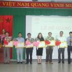 Bế giảng lớp Bồi dưỡng lãnh đạo, quản lý cấp huyện khóa IV/2018 tại Phân viện Học viện Hành chính Quốc gia tại thành phố Huế