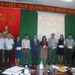Gặp mặt đầu xuân Kỷ Hợi 2019 tại Phân viện Học viện Hành chính Quốc gia tại thành phố Huế