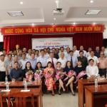Bế giảng lớp Bồi dưỡng lãnh đạo, quản lý cấp Sở và tương đương khóa I và II năm 2018 tại tỉnh Bình Định