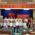Khai giảng lớp Bồi dưỡng ngạch Chuyên viên năm 2019 tại huyện Phú Vang, tỉnh Thừa Thiên Huế