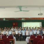 Khai giảng lớp Bồi dưỡng ngạch Chuyên viên chính khóa I năm 2019 tại Phân viện Học viện Hành chính Quốc gia tại thành phố Huế