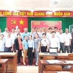Khai giảng lớp Bồi dưỡng ngạch Chuyên viên năm 2019 tại huyện Hoài Nhơn tỉnh Bình Định