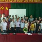 Khai giảng lớp Bồi dưỡng ngạch Chuyên viên năm 2019 tại tỉnh Ninh Thuận