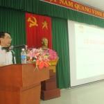 Khai giảng lớp Bồi dưỡng lãnh đạo, quản lý cấp huyện năm 2019 tại Phân viện Học viện Hành chính Quốc gia tại thành phố Huế