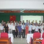 Khai giảng lớp Bồi dưỡng lãnh đạo, quản lý cấp sở năm 2019 tại Phân viện Học viện Hành chính Quốc gia tại thành phố Huế