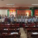 Khai giảng lớp Bồi dưỡng lãnh đạo, quản lý cấp sở và tương đương năm 2019 tại tỉnh Quảng Ngãi