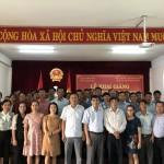 Khai giảng lớp Bồi dưỡng ngạch Chuyên viên khóa 2 năm 2019 tại huyện Phú Vang
