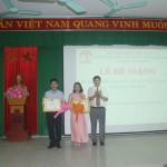 Lễ bế giảng lớp Bồi dưỡng ngạch Chuyên viên cao cấp năm 2019 tại Huế
