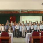 Khai giảng lớp Bồi dưỡng lãnh đạo cấp Phòng khóa II năm 2019 tại Phân viện Học viện Hành chính Quốc gia tại thành phố Huế
