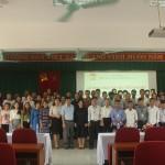 Khai mạc kỳ thi tốt nghiệp lớp Đại học Hành chính hệ chính quy cử tuyển KCT3 khóa học 2014 - 2019 tại Phân viện Học viện Hành chính Quốc gia tại thành phố Huế