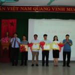 Bế giảng lớp Bồi dưỡng lãnh đạo, quản lý cấp sở và lớp Bồi dưỡng lãnh đạo, quản lý cấp huyện năm 2019 tại Huế