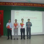 Bế giảng lớp Bồi dưỡng ngạch Chuyên viên chính khóa I năm 2019 tại Phân viện Học viện Hành chính Quốc gia tại thành phố Huế