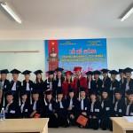 Lễ Bế giảng và trao bằng tốt nghiệp lớp Đại học Hành chính  KH14-TC109 văn bằng 1 hệ vừa học vừa làm, khóa học 2014 - 2019