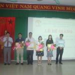 Bế giảng lớp Bồi dưỡng ngạch Chuyên viên khóa I năm 2019 tại Phân viện Học viện Hành chính Quốc gia tại thành phố Huế