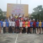 Hoạt động Giao lưu thể thao chào mừng 37 năm ngày Nhà giáo Việt Nam 20/11, hướng đến kỷ niệm 15 năm ngày thành lập Phân viện Học viện Hành chính Quốc gia tại thành phố Huế
