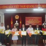Bế giảng lớp Bồi dưỡng ngạch Chuyên viên khóa II năm 2019 tại huyện Phú Vang, tỉnh Thừa Thiên Huế