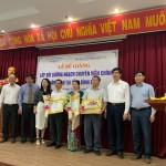 Bế giảng lớp Bồi dưỡng ngạch Chuyên viên chính năm 2019 tại tỉnh Bình Định