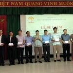Bế giảng lớp Bồi dưỡng ngạch Chuyên viên cao cấp khóa II năm 2019 tại Phân viện Học viện Hành chính Quốc gia tại thành phố Huế