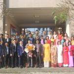 Gặp mặt đầu năm và Công bố Quyết định bổ nhiệm Phó Giám đốc Phân viện Học viện Hành chính Quốc gia tại thành phố Huế