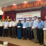 Bế giảng lớp Bồi dưỡng lãnh đạo, quản lý cấp huyện năm 2019 tại tỉnh Bình Định