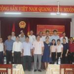 Khai giảng lớp Bồi dưỡng ngạch Chuyên viên và Chuyên viên chính năm 2020 tại huyện Phú Vang, tỉnh Thừa Thiên Huế