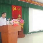 Bế giảng lớp Bồi dưỡng lãnh đạo, quản lý cấp Phòng năm 2020 tại Phân viện Học viện Hành chính Quốc gia tại thành phố Huế