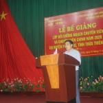 Bế giảng lớp Bồi dưỡng ngạch Chuyên viên và Chuyên viên chính năm 2020 tại Huyện Phú Vang, tỉnh Thừa Thiên Huế