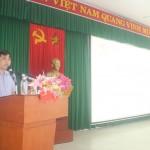 Khai giảng lớp Bồi dưỡng lãnh đạo, quản lý cấp sở khóa 36 năm 2020 tại Phân viện Học viện Hành chính Quốc gia tại thành phố Huế