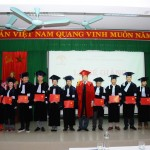 Lễ Bế giảng và trao bằng tốt nghiệp lớp Đại học Hành chính  KH15-TC111 văn bằng 1 hệ vừa làm vừa học, khóa học 2015 - 2020