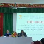 Phân viện Học viện Hành chính Quốc gia tại thành phố Huế tổ chức Hội nghị tổng kết công tác năm 2020 và phương hướng, nhiệm vụ công tác năm 2021 và Hội nghị viên chức và người lao động năm 2020