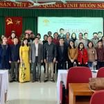 Bế giảng lớp Bồi dưỡng ngạch Chuyên viên chính khóa II năm 2020 tại Phân viện Học viện Hành chính Quốc gia tại thành phố Huế
